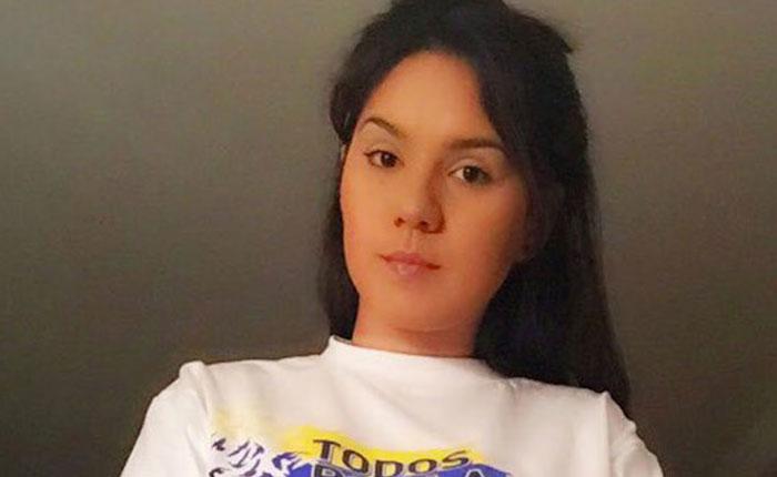 Difirieron audiencia preliminar de la activista de VP Steicy Escalona