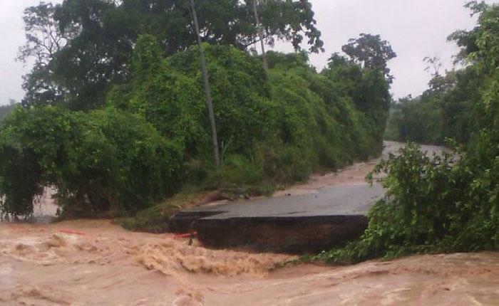 Estiman restituir en 48 horas el tramo La Arenosa-Coloncito en Táchira
