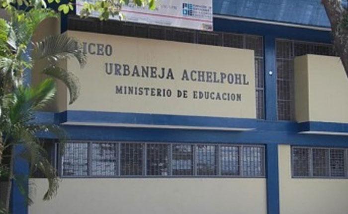 7 claves para entender la intervención del Liceo Urbaneja Achelpohl