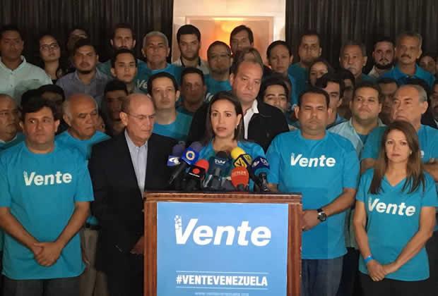 Vente Venezuela: Este fin de semana el CNE comienza el exterminio de la disidencia