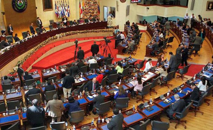 """Congreso salvadoreño rechaza """"oficialización de la dictadura"""" en Venezuela"""