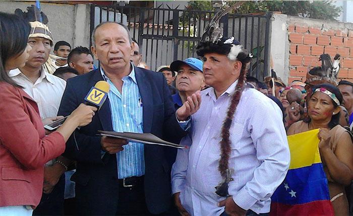 Guarulla exigió ante el TSJ incorporación de diputados de Amazonas