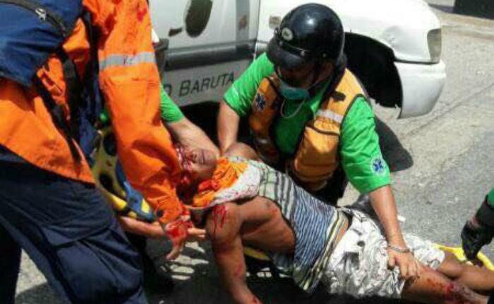Gerardo Blyde confirma grave herido en Las Mercedes