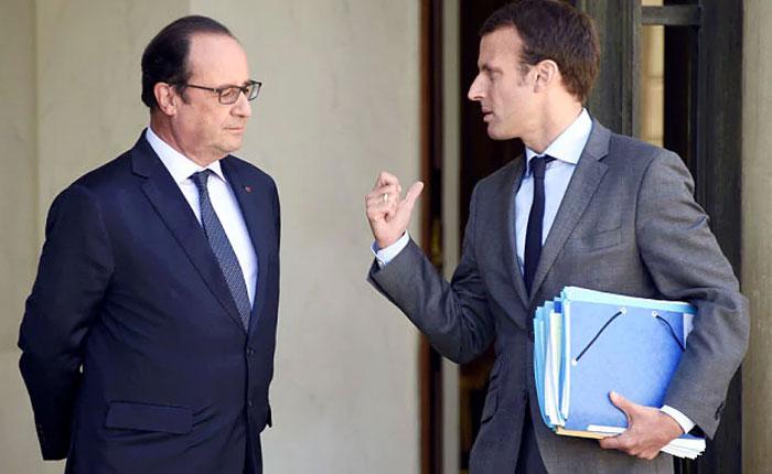 Francia: Hollande pide el voto para Macron frente a la división que representa Marine Le Pen