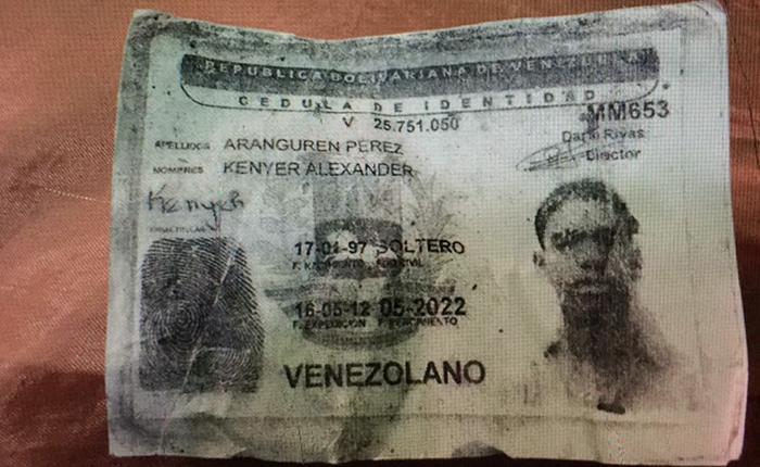 Kenyer Aranguren El Valle 20Abr