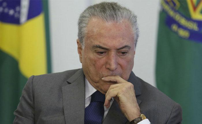Michel Temer: Sin elecciones Venezuela puede quedar fuera del Mercosur