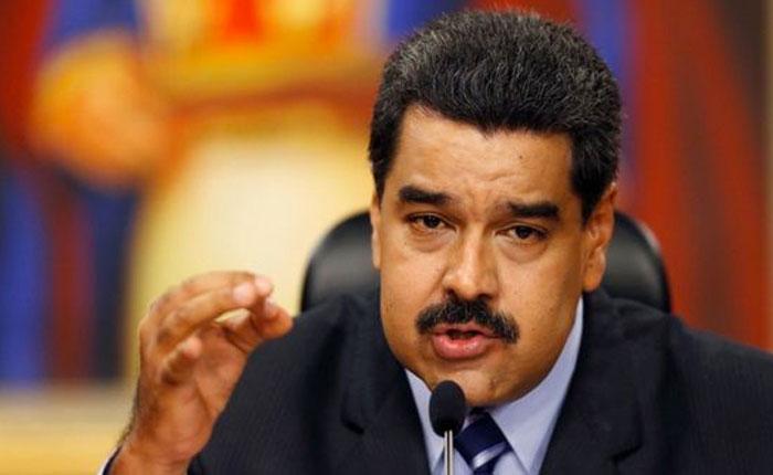 Maduro llama a participar en el simulacro del mismo día de la consulta popular opositora