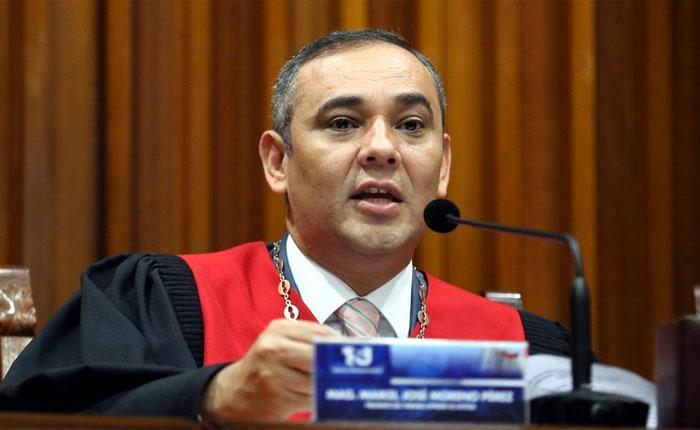 De juez destituido a brazo ejecutor judicial de Nicolás Maduro