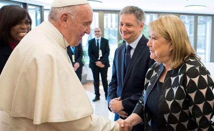 Malcorra: Papa pidió que Maduro ofrezca alguna señal ante los compromisos