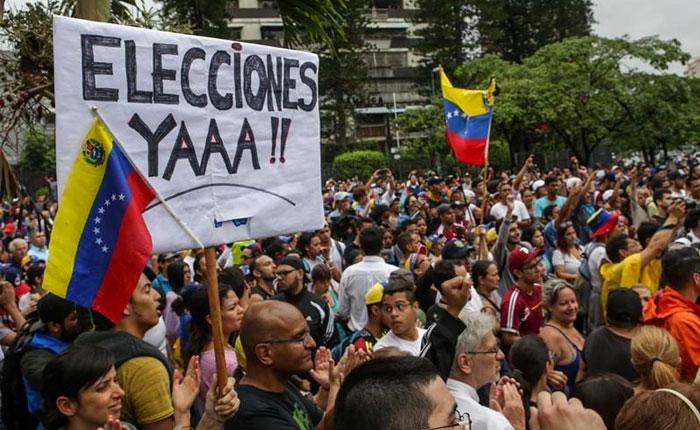 Manifestaciones y DDHH, por José Toro Hardy