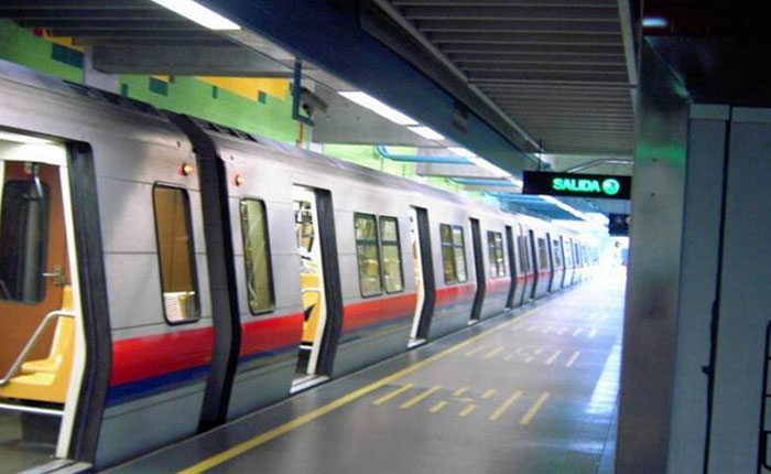Falla eléctrica en la Línea 2 del Metro de Caracas genera retraso