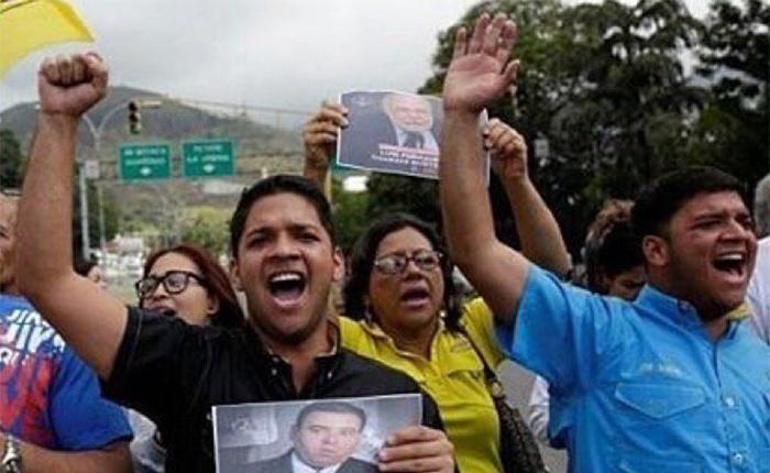 Sebin allana residencia de morochos Sánchez de Primero Justicia