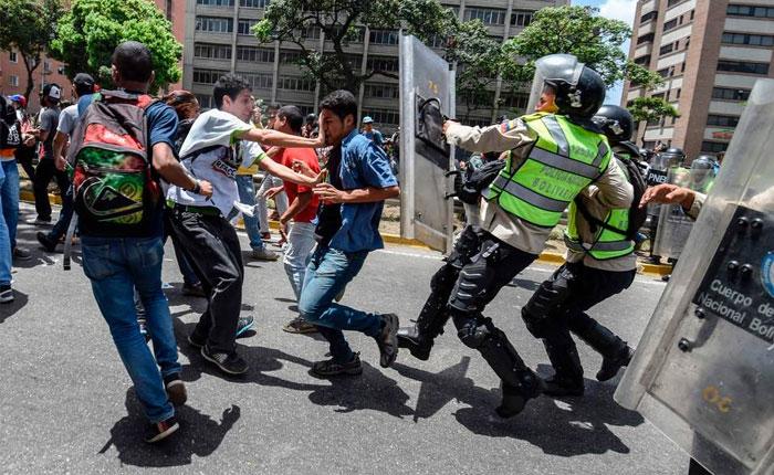 Amnistía Internacional denuncia detenciones arbitrarias en Venezuela