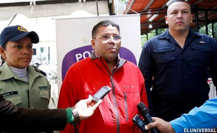 Ministerio Público investiga hecho en el que resultó herido Director de la Policía de Caracas