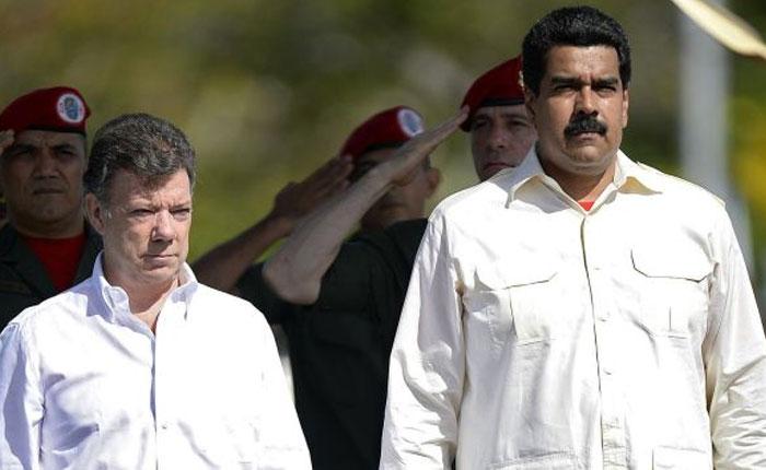 Santos se desmarca de Maduro al criticar la revolución