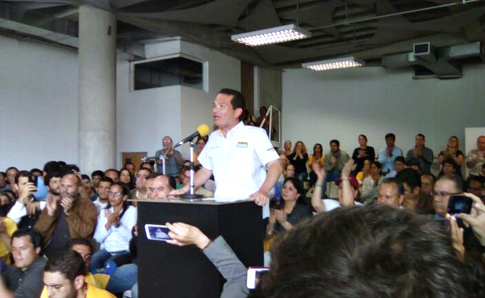 Guanipa rechaza tortura que sufren morochos Sánchez