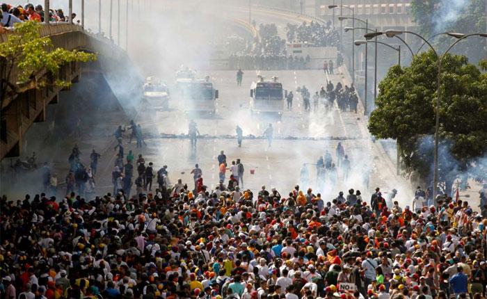 ONU pide al gobierno venezolano que respete el derecho a la manifestación