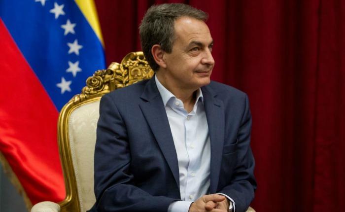 Confirman reunión de Zapatero y la oposición en la casa de Leopoldo López