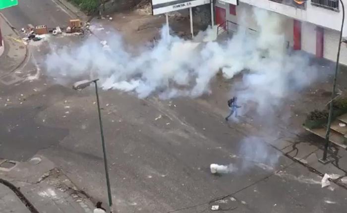 Denuncian importación de casi 80 mil bombas lacrimógenas desde empresa brasileña