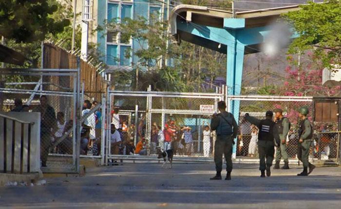 OVP denuncia en organismos internacionales caso Puente Ayala