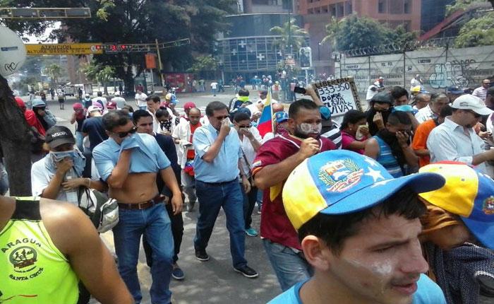 #20A: Menos gente, el mismo ímpetu y más represión