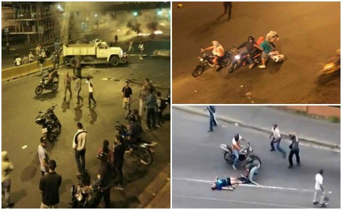 Paramilitares del chavismo actúan con licencia para matar