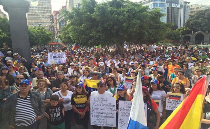 Venezolanos en 50 países levantaron su voz contra Maduro