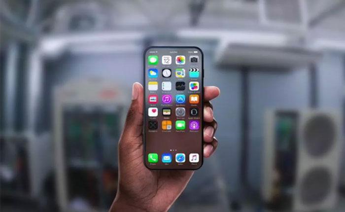 Así podría ser el diseño del iPhone 8 de Apple