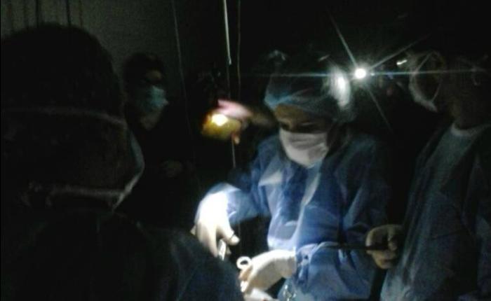 Diputado denuncia muerte de mujer en un quirófano por falla eléctrica en Maracaibo