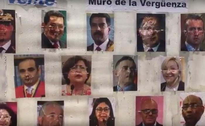 El muro de la vergüenza en Venezuela, por Asdrúbal Aguiar