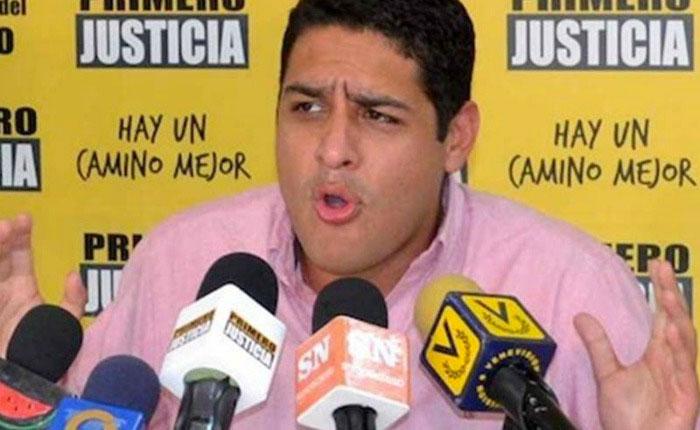 José Manuel Olivares pide impugnación de elecciones en Vargas