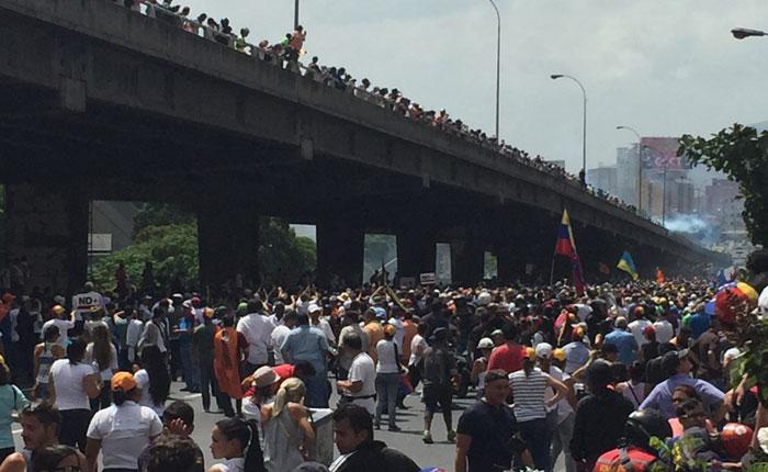 Balance de las protestas: 13 detenidos presentados ante el Tribunal y 24 heridos