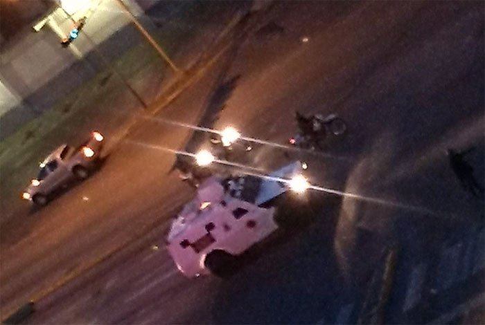 Reportan un fallecido por arma de fuego en protesta en Lara