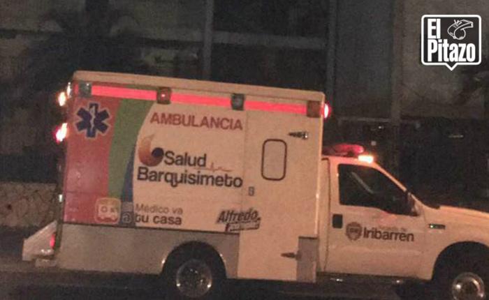 Guardia Nacional impidió paso de ambulancias a la Urb. Sucre en Barquisimeto