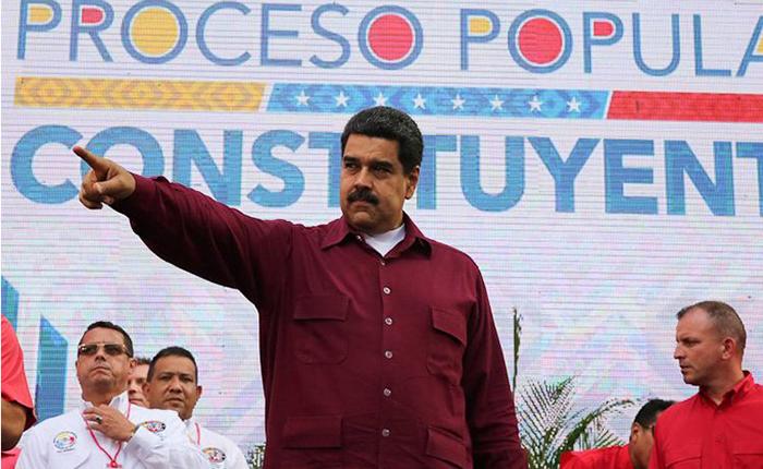 Países del mundo exigen a Maduro suspender la Constituyente