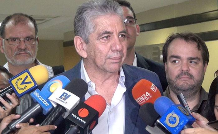 Alcalde de Barquisimeto, Alfredo Ramos, cumple tres meses detenido