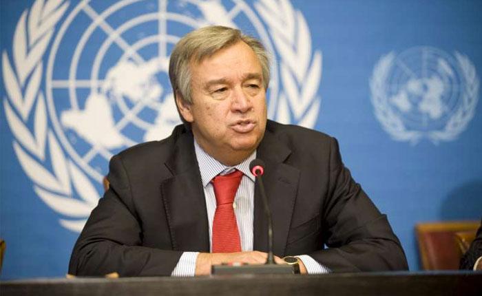 """Secretario de la ONU considera """"absolutamente necesario"""" solucionar la crisis venezolana"""