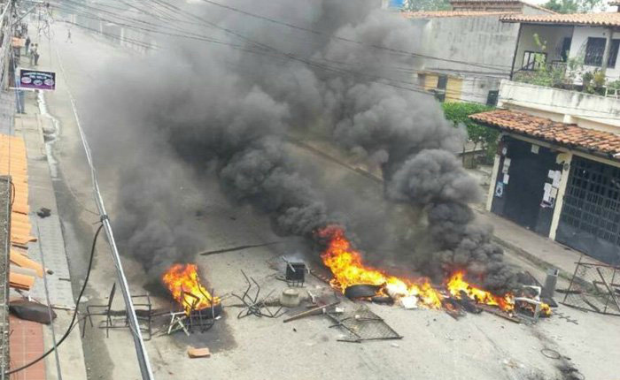 Barinas Protestas