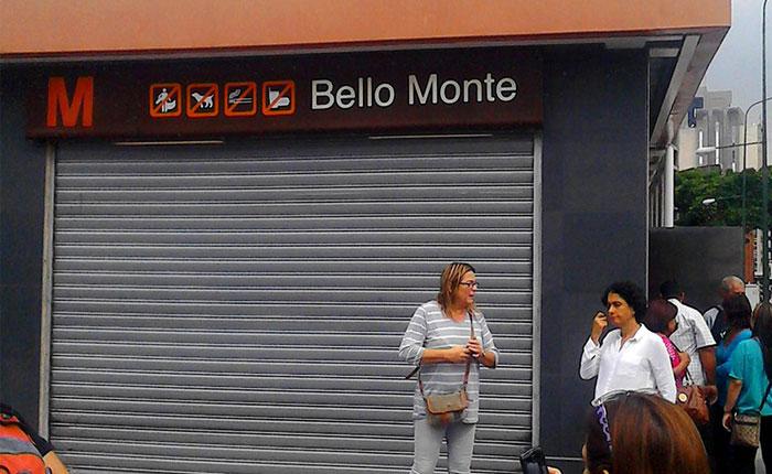 BelloMonteMetro
