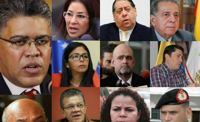 Los rostros detrás del golpe con la Constituyente Comunal de Maduro