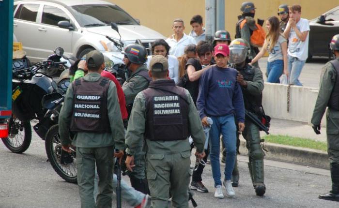 Human Rights Watch y Foro Penal Venezolano: Al menos 275 civiles han sido juzgados por tribunales militares