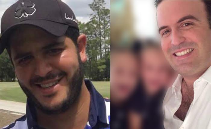 Sobrino de Carolina Herrera y su socio fueron víctimas de un sicariato