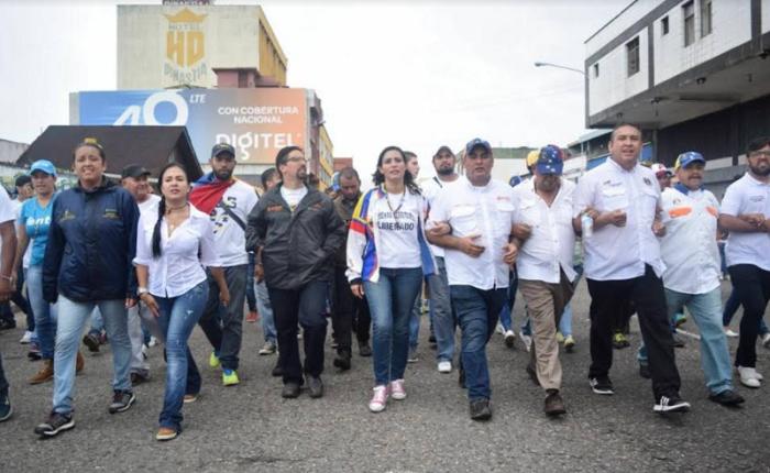 Freddy Guevara a Vielma Mora: Decida si en los últimos momentos de la dictadura usted se hundirá con ellos