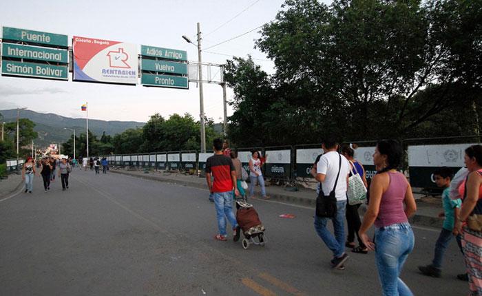 Colombia cerrará frontera con Venezuela durante cinco días por elecciones