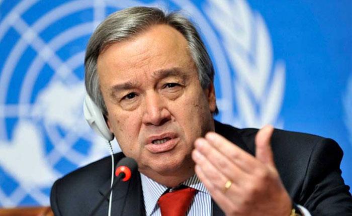 Secretario de la ONU mantiene contacto con mediadores de diálogo en Venezuela