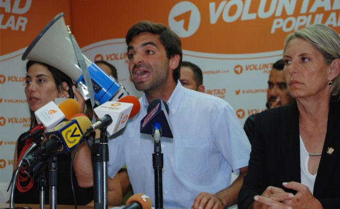 Voluntad Popular denuncia uso de tribunales militares para juzgar a sus activistas