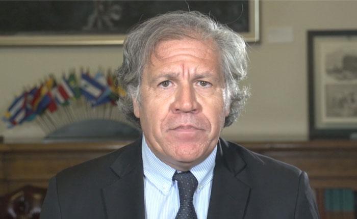 Almagro: Llegó la hora de negociar el regreso de la democracia en Venezuela