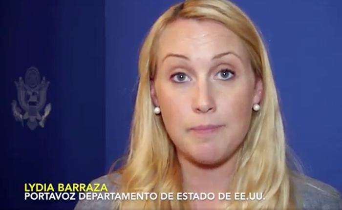 Lydia Barraza Departamento Estado EEUU