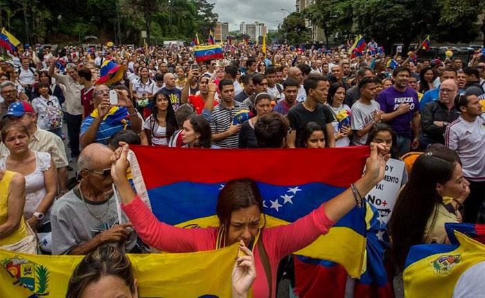 OVCS registró 946 manifestaciones en los últimos 37 días