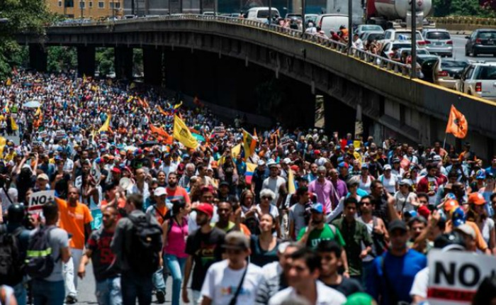 MUD se concentrará el 1 de julio en la Francisco Fajardo en apoyo a la fiscal Luisa Ortega Díaz